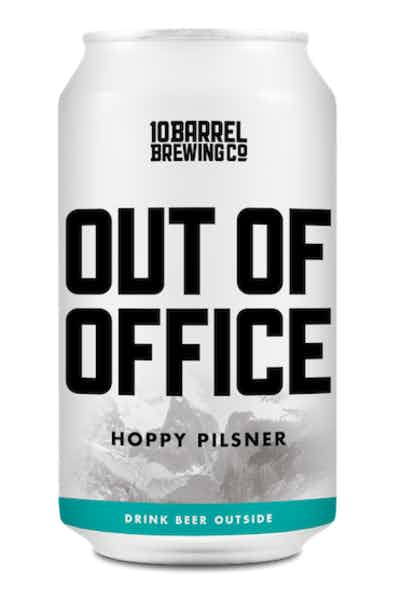 10 Barrel Brewing Co. Out Of Office Hoppy Pilsner