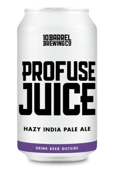 10 Barrel Profuse Juice IPA
