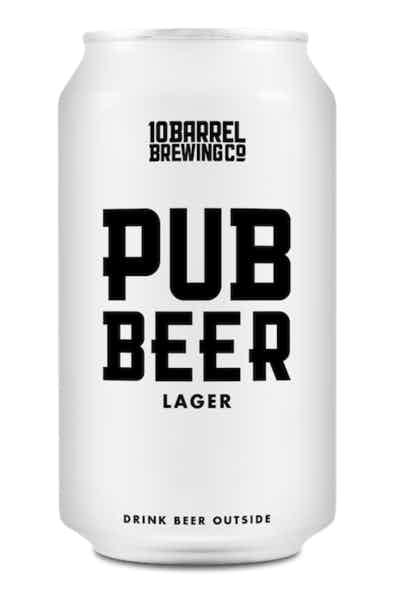 10 Barrel Brewing Co. Pub Beer