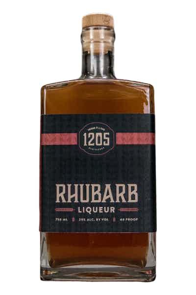 12.05 Rhubarb Liqueur