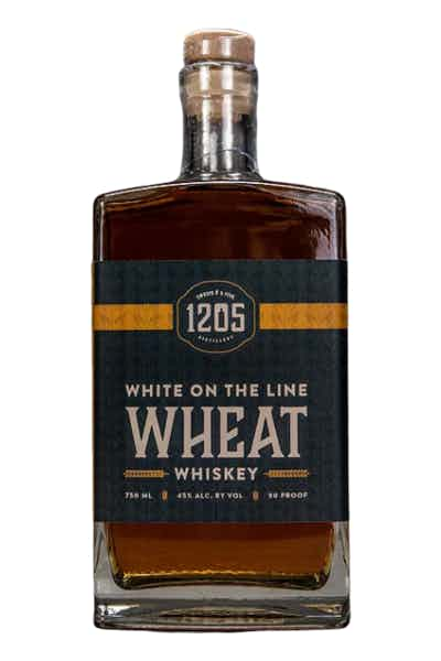 12.05 White on the Line Wheat Whiskey
