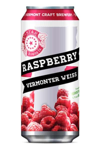 14th Star Raspberry Vermonter Weiss