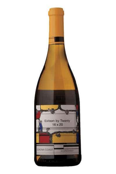16x20 Chardonnay Sonoma