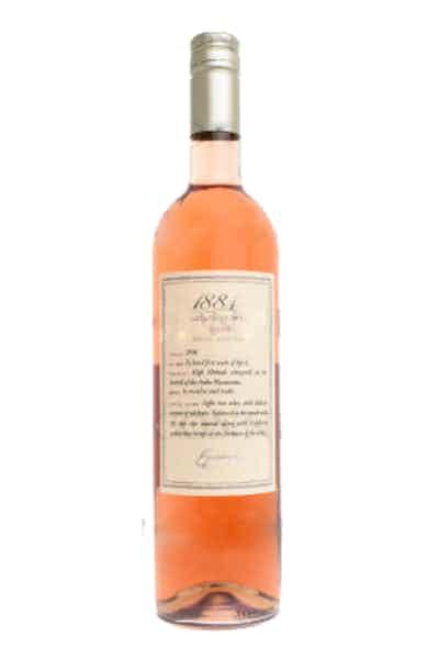 1884 Estate Grown Rosé