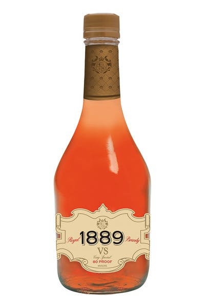 1889 Royal Brandy
