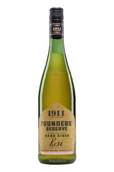 1911 Founders' Reserve Rosé Cider
