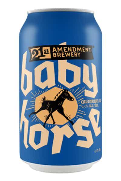 21st Amendment Brewery Baby Horse