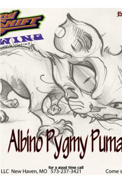 2nd Shift Albino Pygmy Puma Pale Ale