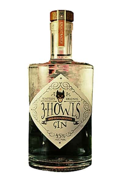 3 Howls Good Old Fashioned Gin