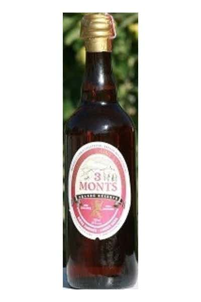 3 Monts Amber Ale On Lees