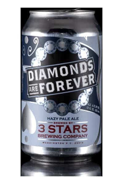 3 Stars Diamonds Are Forever