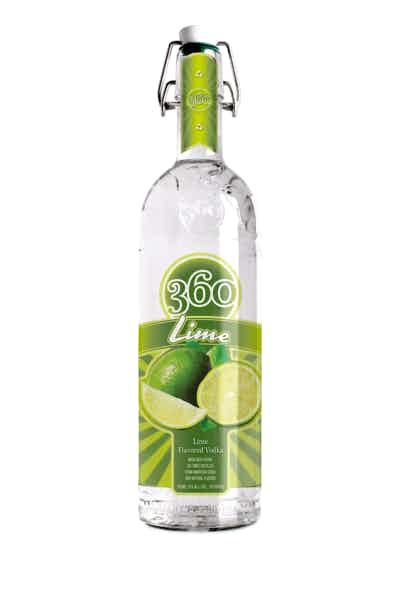 360 Lime Vodka