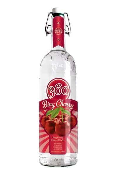 360 Vodka Bing Cherry