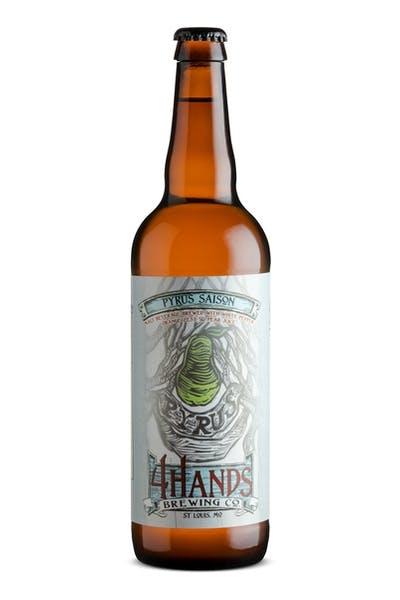 4 Hands Pyrus Saison