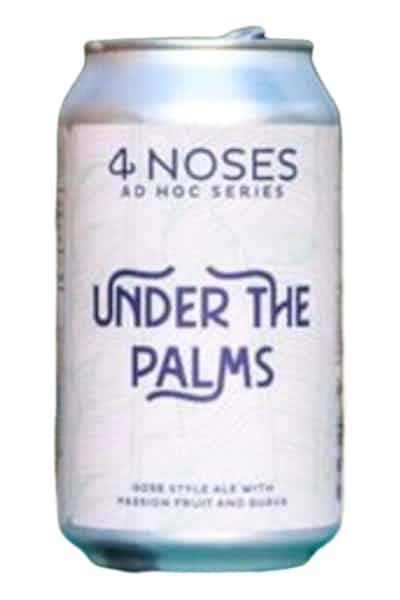 4 Noses Brewing Under the Palms