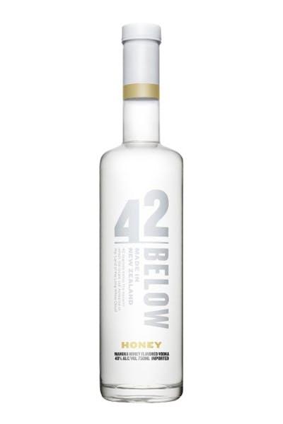 42 Below Honey Vodka
