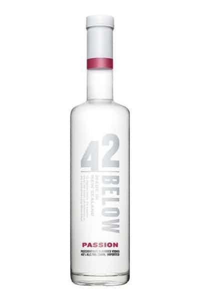 42 Below Passion Vodka