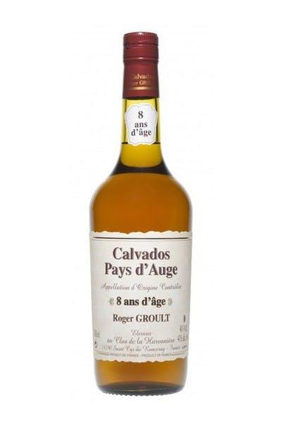 8 Year Calvados