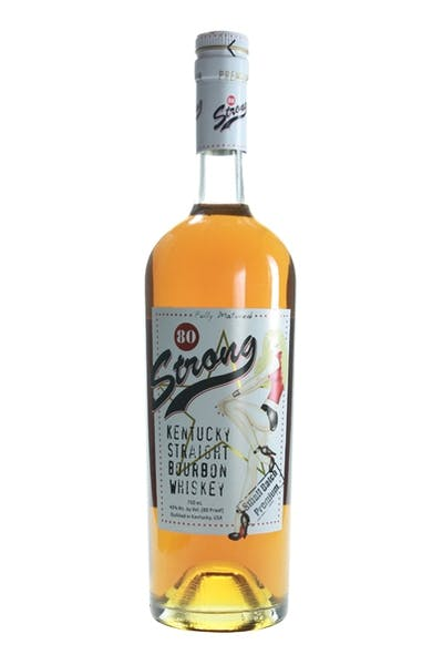 80 Strong Bourbon