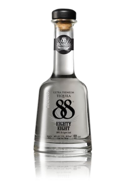 88 Blanco Tequila