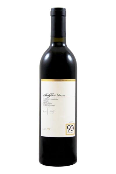 90+ Cellars Bolgheri Rosso (Lot 119)