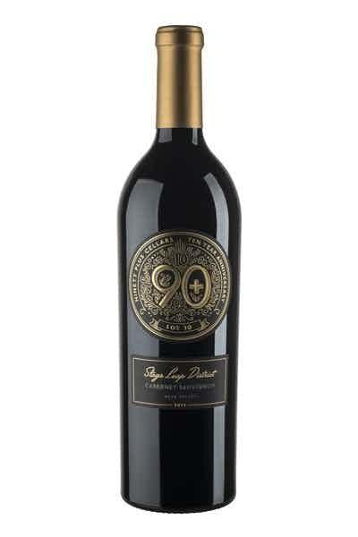 90+ Cellars Stag's Leap Cabernet Sauvignon (Lot 10)