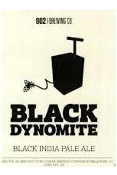 902 Brewing Black Dynomite