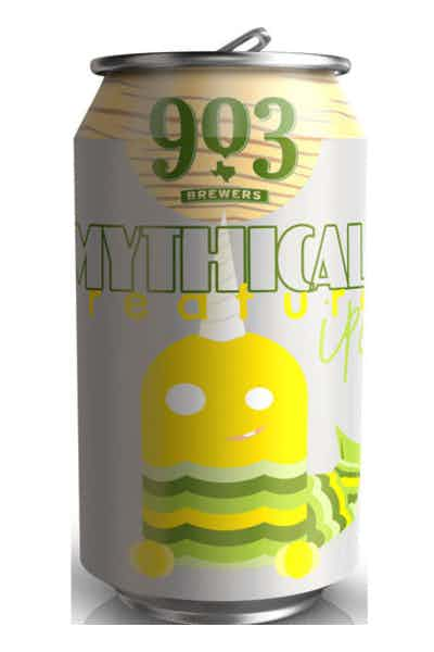 903 Brewers Mythical Creatures IPA