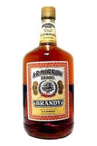 A.R. Morrow Brandy