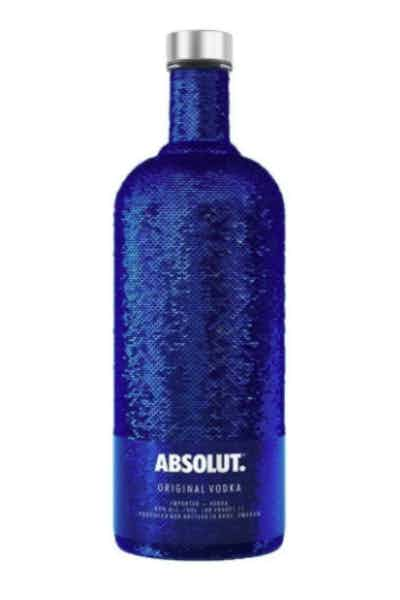 Absolut Shimmer Vodka