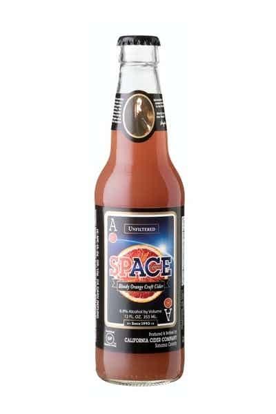 ACE Space Blood Orange Cider