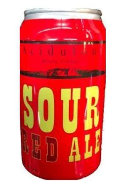 Acidulous Sour Red Ale