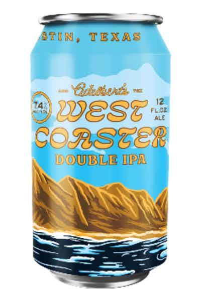 Adelbert's WestCoaster Double IPA