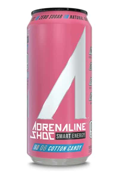 Adrenaline Shoc Cotton Candy