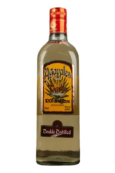 Agavales Especial Gold 100% Agave