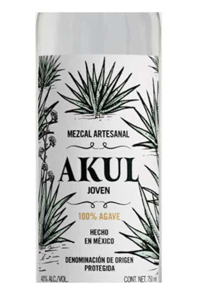 Akul Mezcal Artesanal Joven Oaxaca Mexico