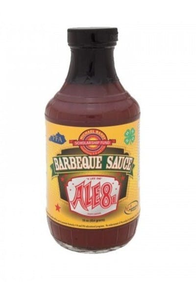 Ale 8 One Barbeque Sauce
