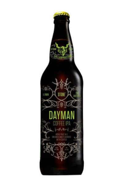 Aleman Two Brothers Stone Dayman Coffee IPA
