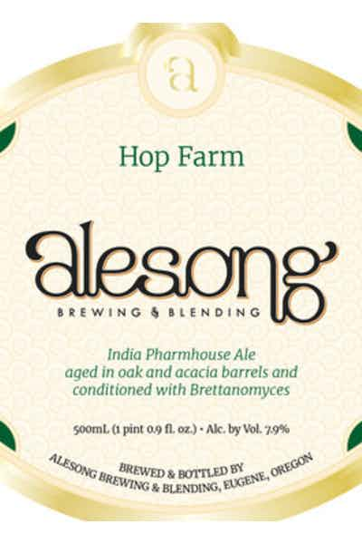 Alesong Hop Farm Farmhouse IPA