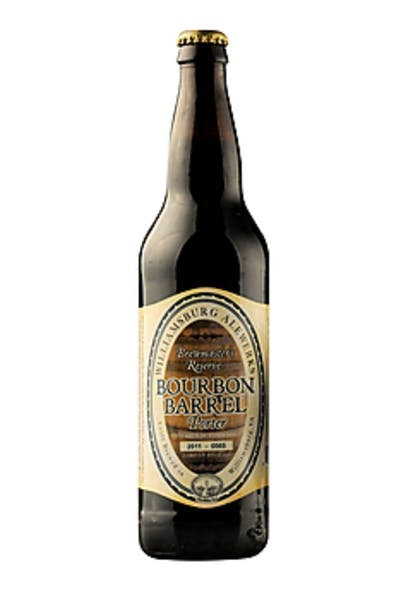 Alewerks Washington's Porter Ale
