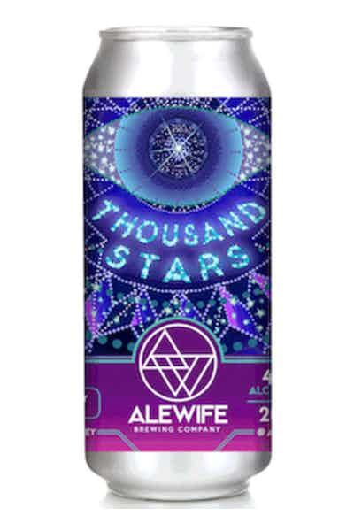 Alewife Thousand Stars Pilsner
