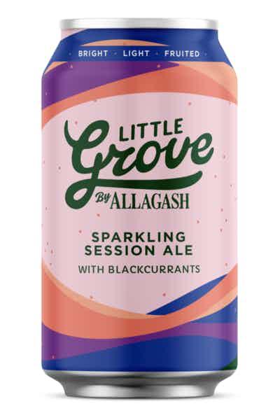 Allagash Little Grove Blackcurrant Sparkling Session Ale