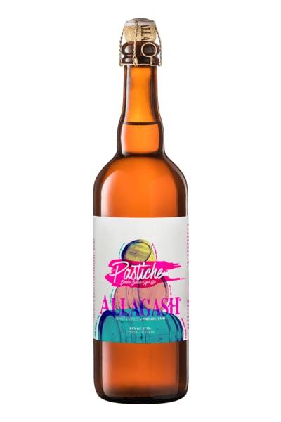 Allagash Barrel-Aged Pastiche