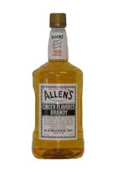 Allen's Ginger Brandy 100
