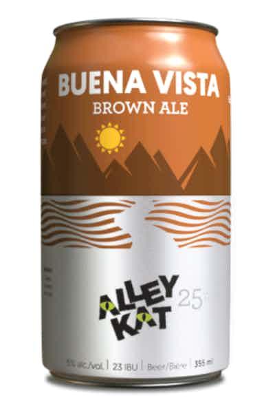 Alley Kat Buena Vista Brown Ale