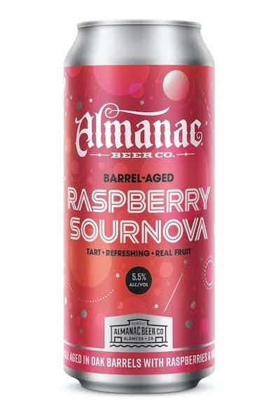 Almanac Raspberry Sournova