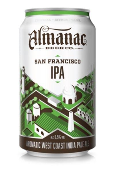 Almanac San Francisco IPA