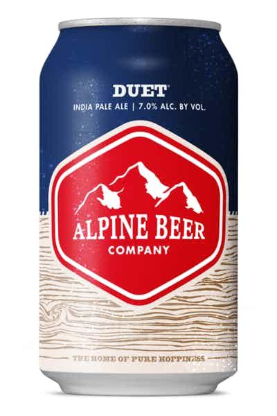 Alpine Beer Co. Duet IPA