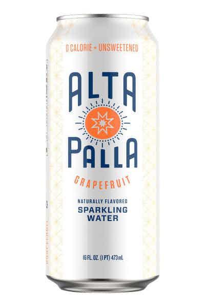 Alta Palla Grapefruit Seltzer