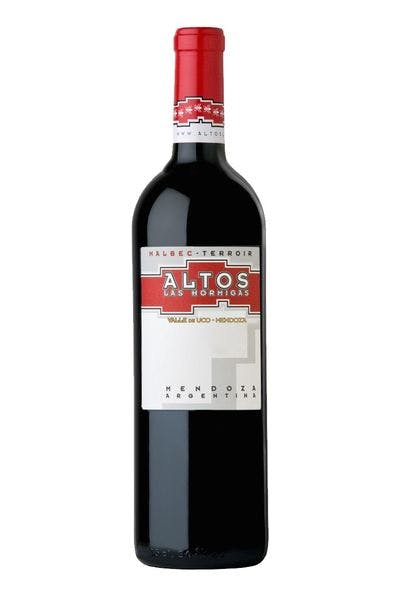 Altos Las Hormigas Malbec Terroir
